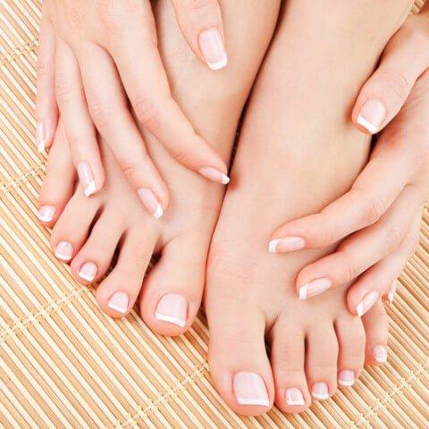 dầu argan dưỡng ẩm chân